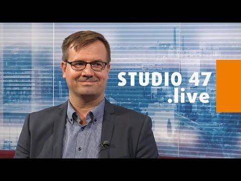 STUDIO 47 .live | CHRISTIAN VON BARGEN, STADTWERKE DUISBURG, WARNT VOR UNSERIÖSEN WERBEANRUFEN