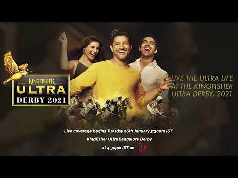LIVE RACE - Kingfisher Ultra Bangalore Derby 2021