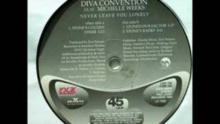 Diva Convention - Never Leave You Lonely (1994)