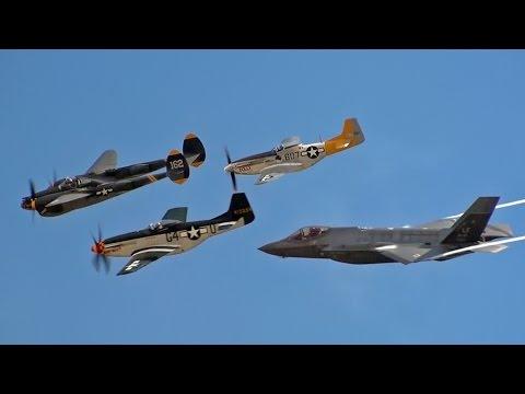 Heritage Flight-Chino style