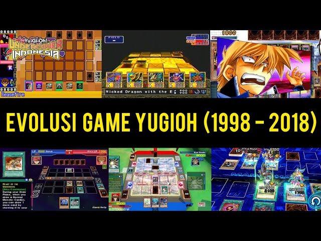 Perkembangan Game Yugioh Dari Masa Ke Masa 1998 2018