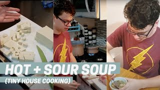 Fancy Food Friday: The Best Hot and Sour Soup Ever!!