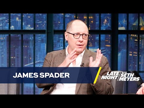 James Spader Gets Annoyed When The Blacklist SpinOff Films in His Neighborhood