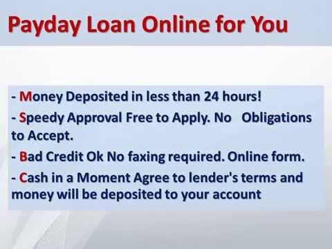 www.ezpaydaycash.com - EZ Payday Cash Advance. Apply Now. from YouTube · Duration:  43 seconds  · 949 views · uploaded on 10/24/2011 · uploaded by usMONEYus