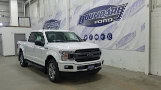 2018 Ford F-150 SuperCrew Sport 302A W/ 3.5L EcoBoost, Command Start Overview | Boundary Ford