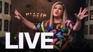 Behind The Scenes At Kelly Clarkson's Talk Show | ET Canada LIVE