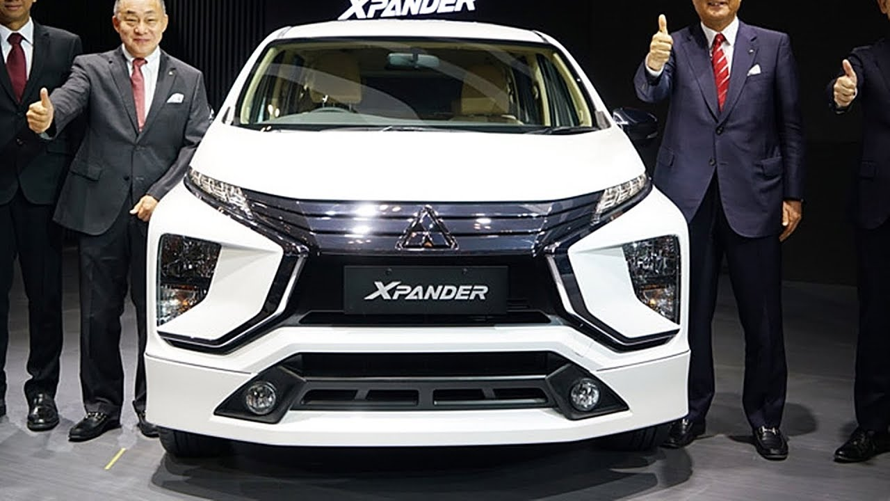 Mitsubishi Xpander 2019 YouTube