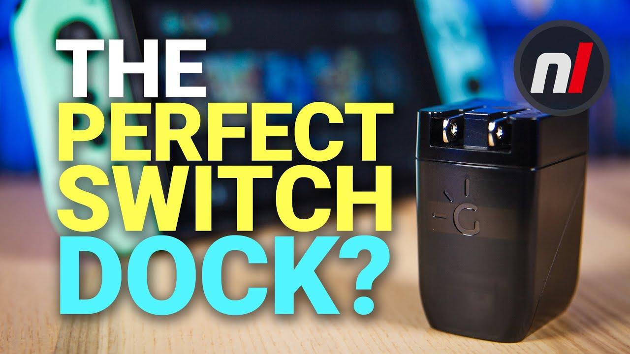 The Genki Covert Dock for Nintendo Switch - Is It Worth It?