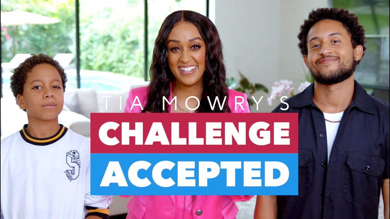 The Most Hilarious Babies EVER! | Tia Mowry's Challenge Accepted