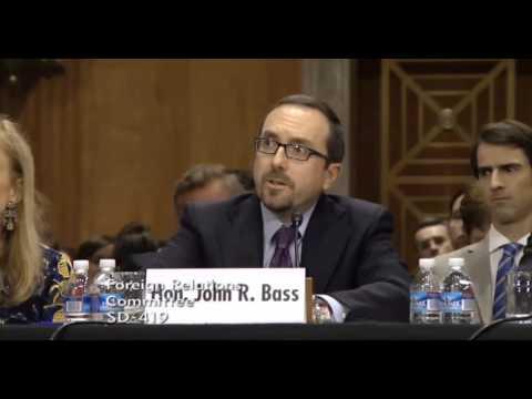 Sen. John McCain Grills Ambassador Designate to Turkey John Bass