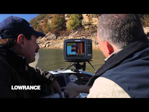 Lowrance HDS Gen2 - Structure Map View