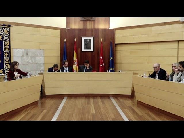 Pregunta en el Pleno sobre Punto Violeta en Las Rozas EPQQ