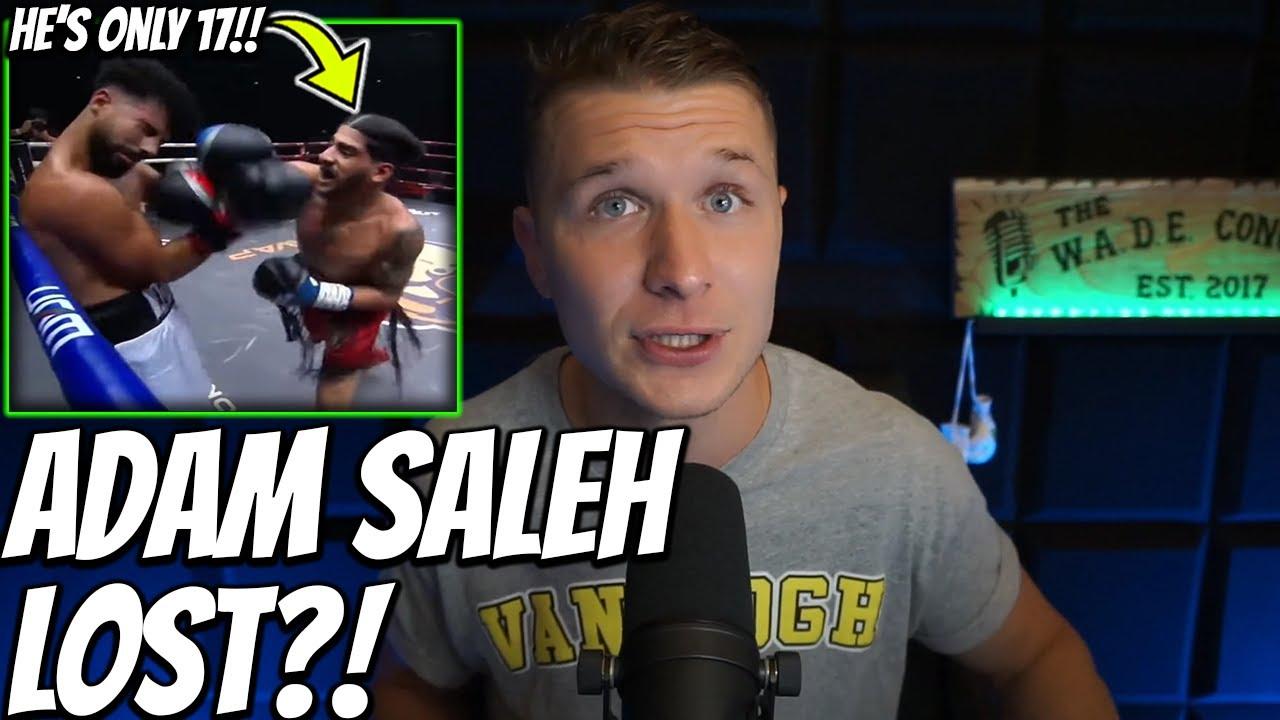 The *TRUTH* Behind Adam Saleh vs Walid Sharks.. The Judges Got it WRONG l Full Fight Breakdown