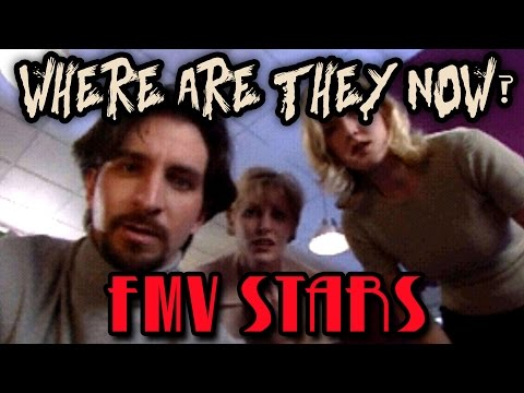 WHERE ARE THEY NOW? FMV Game Actors and Actresses!