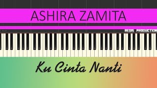 Ashira Zamita - Ku Cinta Nanti Karaoke Acoustic by regis