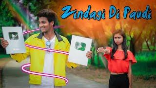 Zindagi Di Paudi | Millind Gaba | Youtuber Heart Touching Story | Ft. Jeet | Besharam Boyz |