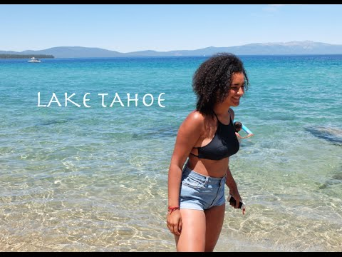LAKE TAHOE || Travel video