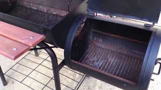 Char-griller Smoker Smokin Pro Modifications and Tools