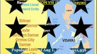 Regions of the Philippines (by: Amer Marca Aler)