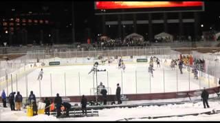 2014 Hockey City Classic at TCF Bank Stadium