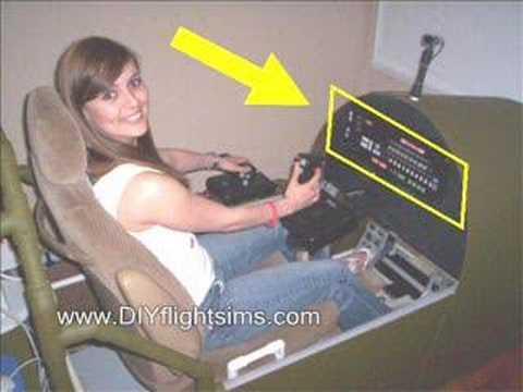 DIY Flight Simulators Keyboard Modification