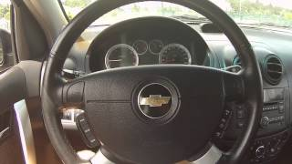 Chevrolet Aveo 2011 Videos