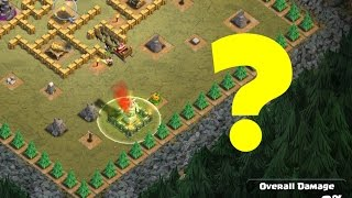 Santa Surprise Spell Glitch In Clash Of Clans - Best Spell In COC - Halloween Update 2016