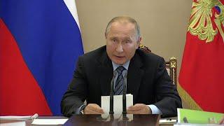 Владимир Путин провел совещание, на котором говорили о проблемах первичного звена здравоохранения.