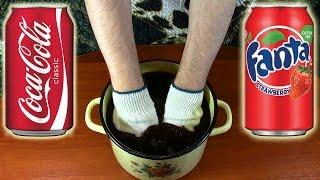 Как выйти сухим из Coca-Cola, Fanta и Воды