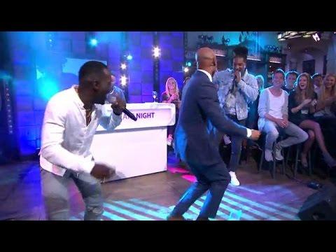 Frenna ft. Jonna Fraser - My Love - RTL LATE NIGHT