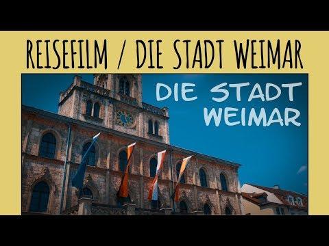 Die Stadt Weimar - 4K / Ultra HD / UHD 25p