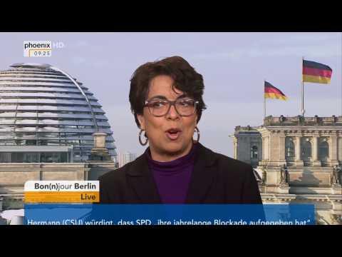 Bon(n)jour Berlin mit Mariam Lau (DIE ZEIT) am 11.01.2017