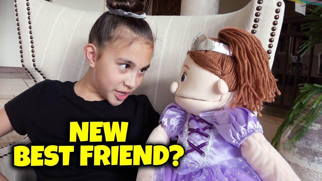 Jillians New Friend