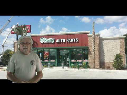 Why I Don't shop at OReilly Auto Parts