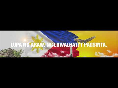 Philippines National Anthem by Strong Media Corp