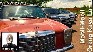 Mercedes-Benz E-Class (1/3)