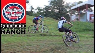 Racing at the Reeb Ranch! | Brevard College MTB Race