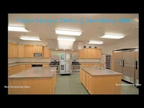 Church Kitchen Design Ideas | Interior Styles & Picture Guides To Create & Maintain Beautiful - YouTube