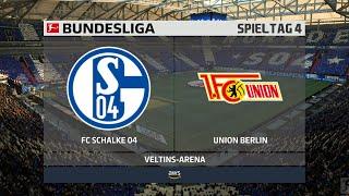 Fc schalke 04 gegen den 1. union berlin am 4. spieltag der bundesliga saison 2020/21. ► unterstützt mich: https://www.tipeeestream.com/tpzyt/donationjetzt...