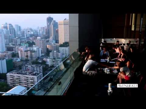Long Table - Bangkok