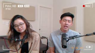 1000x by Jarryd James, Broods (Cover by Kevin Chung x Sarah Park)