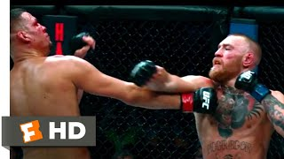 Conor McGregor: Notorious (2017) - Conor McGregor vs. Nate Diaz Rematch Scene (10/10) | Movieclips
