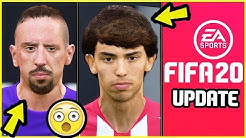 BIG NEW FIFA 20 UPDATE - 40+ NEW FACES ADDED (October 2019)