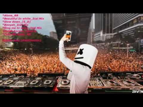 Gila Keren Abis Dj Marshmello Alone Mix