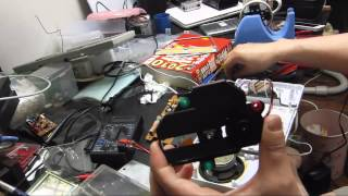 ハードオフで買ってきたた540円のジャンクCDシステムを修理するぞ!
