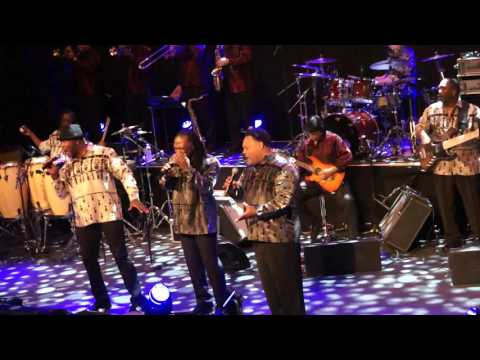 EARTH WIND & FIRE experience feat. AL MCKAY *part 4 tribute to M.White* Patronaat/Haarlem 3/3/2016