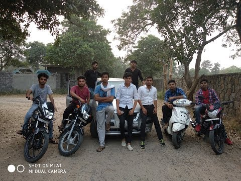 Dwarka boys VS Najafgarh boys. Unity is best :)