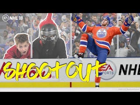 NHL18 SHOOTOUT CHALLENGE