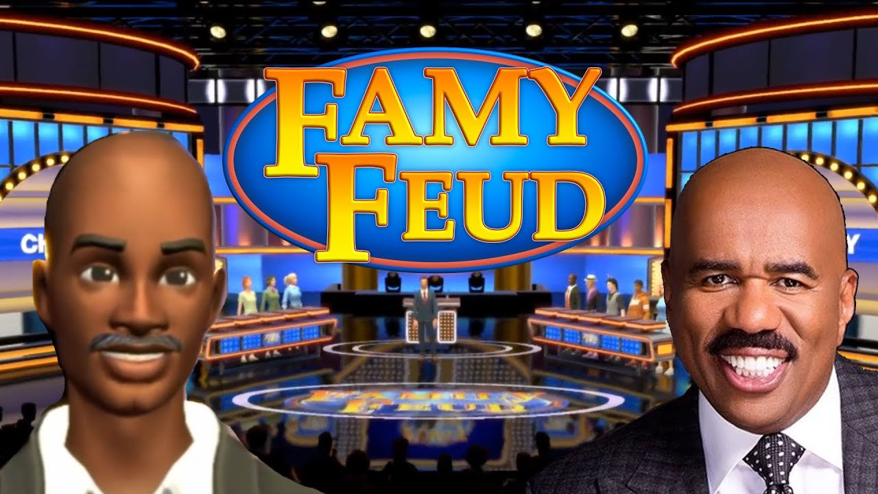 Famy Feud with Dunkey and Friends