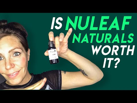 Nuleaf Naturals Review: A CBD company you must try in 2019